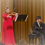 Dunajska klasika odzvanjala iz celjskega Narodnega doma (foto in video)