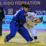 Tina Trstenjak zmagovalka grand-prixa v Tunisu, Matjaž Trbovc klonil v finalu (video)