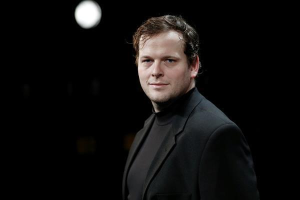 Kristian Koželj, k.g. v predstavi Williama Shakespeareja Romeo in Julija, v Celju, 2. februarja 2017.