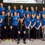 Neptun na državnem prvenstvu: 17 medalj in državni rekord
