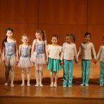 Plesne pripravnice Glasbene šole Celje na Brezovi metli (foto)