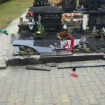 Vandalizem na pokopališču Frankolovo