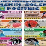 Organizirane športne aktivnosti za celjske učence v času zimskih počitnic