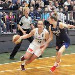 Košarkarice ugnale evropske podprvakinje; fantje ostali v igri za 1. ligo