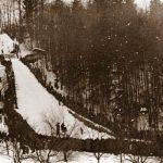 85 let od odprtja skakalnice na Petričku