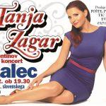 Vabimo na Valentinov koncert Tanje Žagar v Žalec – vstopnice pol ceneje