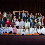 Mešani mladinski pevski zbor I. gimnazije v Celju gostoval v Šabcu
