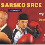 Vabimo na komedijo Iztoka in Domna Valiča Boksarsko srce – vstopnice 40 % ceneje