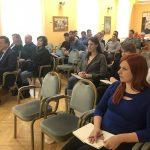 Srečanje mladih kmetov v Narodnem domu. Občina jim letos obljublja 45 tisoč evrov