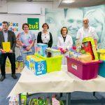 Otroški oddelek celjske bolnišnice bogatejši za igrače in didaktične pripomočke