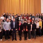 Projekt Erasmus+ v Celje pripeljal predstavnike petih držav