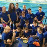 Neptunovci iz Kranja s 7 medaljami