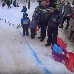 Sankaška tekma nad Štorami (video)