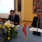 Podpisana pogodba za energetsko sanacijo štirih osnovnih šol, treh vrtcev in Celjskega doma
