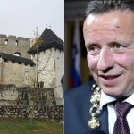 Z izgradnjo visečega mostu se na Stari grad seli tudi občinska uprava: župan bo uradoval v Friderikovem stolpu (prvoaprilska)