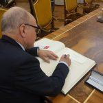Veleposlanik Zvezne republike Nemčije na obisku v Celju