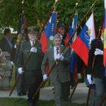Slovesnost ob dnevu upora proti okupatorju: Celjane nagovorila notranja ministrica (foto, video)