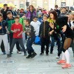 Dan zdravja na Krekovem trgu pritegnil veliko zanimanja (foto)