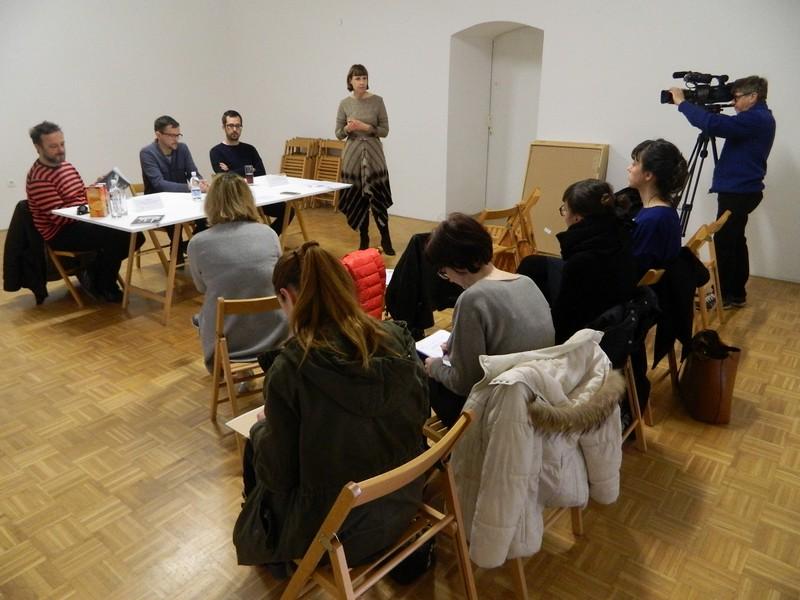 Organizatorji so v Galeriji sodobne umetnosti predstavili dogajanje, ki ga bo prihodnji konec tedna pričaral slovenski animirani film.