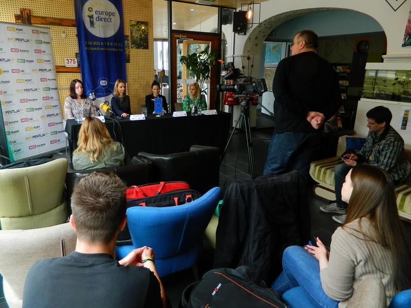 V Celjskem mladinskem centru so napovedali Festival prostovoljstva 2018.
