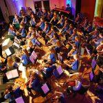 15 let Malega godalnega orkestra (foto)