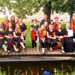 Dekliški pevski zbor GCC zmagovalec na 6. mednarodnem festivalu Veseli veter