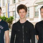 Kajuhovca na srednjeevropsko matematično olimpijado, 4 državni prvaki