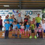 42. tek ob Savinji zbral tekače različnih generacij (foto, video)