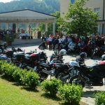 Srečanje in blagoslov motoristov pri sv. Jožefu v Celju 2018 (foto, video)