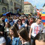 Evropska vas v Celje pripeljala okuse in kulture Evrope (foto, video)