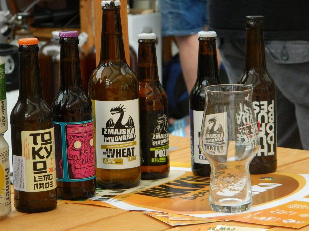 Knežji festival piva je minil v znamenju dobre družbe, vrhunske pijače in tudi kulinaričnega razvajanja.
