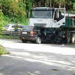 Tragična nesreča pri Štorah, ki jo je izzval objestni voznik