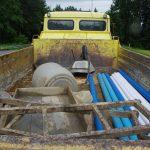Rezultati poostrenega nadzora tovornih vozil: od kršitev s področja socialne zakonodaje do pijanega voznika tovornjaka (foto)