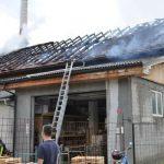 Velik požar uničil objekt v konjiški industrijski coni