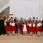 Riedingov dan v Celju je v glasbi združil violiniste dveh držav (foto in video)