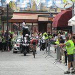 Stari grad osvojil Kolumbijec, Roglič v zadnjih metrih ob zmago (foto, video)