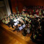 Letni koncert Malega pihalnega orkestra GŠ Celje ob 20-letnici delovanja (foto, video)