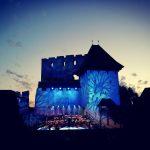 Festival Celjski grad z odprtjem poskrbel za pobeg v svet filmske glasbe (foto, video)