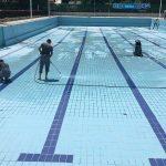 Odprli prenovljen celjski bazen