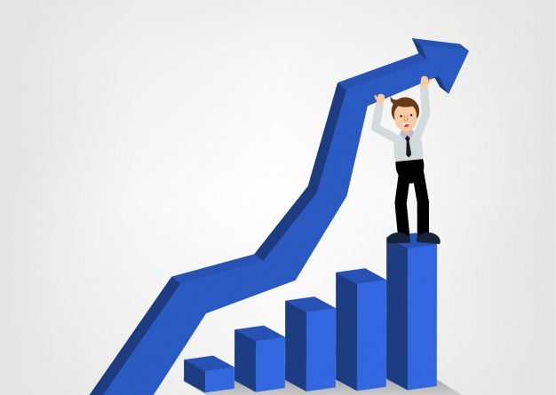 business-man-holding-graph-arrow-high-up-standing-on-top-of-business-graph_3248-3801