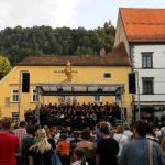 Slovesno odprtje Poletja v Celju 2018 z glasbo Carmina Burana (foto, video)
