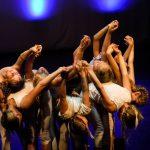 Zaključna predstava Na krilih plesa v Plesnem forumu Celje (foto, video)