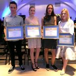 Podelitev nagrad Barbare Celjske: priznanja za odličnost obetavnim mladim talentom (foto, video)