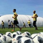 Nogometaši začeli s pripravami: trenutno štirje mladi novinci