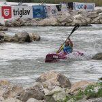 Celjska Špica gostila sprinterski spektakel na divjih vodah (foto)