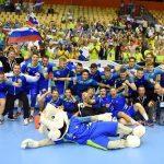 Slovenija v Celju pokorila aktualne evropske in svetovne prvake! (foto, video)