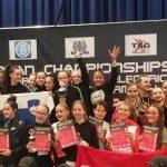 Plesalci TBA z evropskimi medaljami in še več na državnem prvenstvu