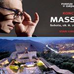 Vabimo na koncert Massima na Stari grad Celje – cenejše vstopnice