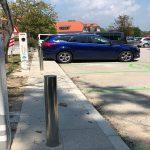 V Celju dve novi polnilnici za električne avtomobile