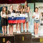 Mlada šahistka s tremi medaljami z evropskega prvenstva